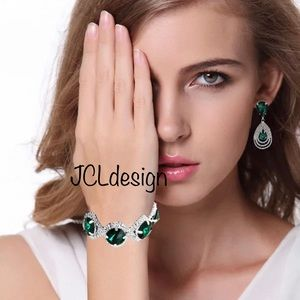 Luxury 925 Sterling Silver Australian Crystal